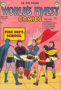 World's Finest Comics (DC, 1941 series) #59 — Untitled