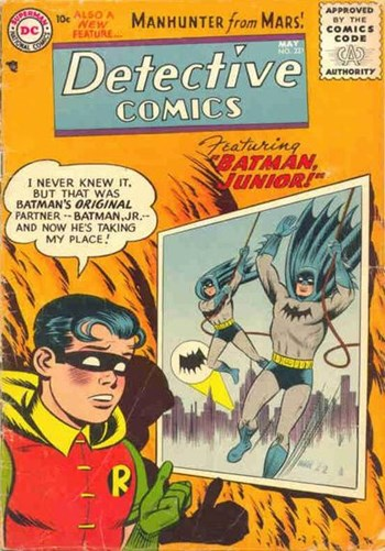 Detective Comics (DC, 1937 series) #231 (May 1956)