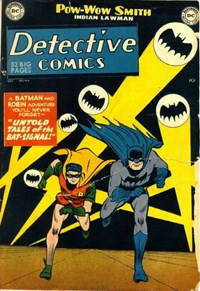 Detective Comics (DC, 1937 series) #164 (October 1950)