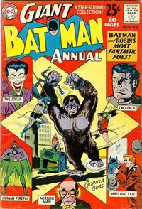 Batman Annual (DC, 1961 series) #3 — Untitled