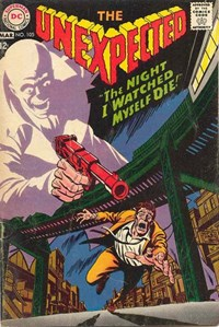 The Unexpected (DC, 1968 series) #105 (February-March 1968)