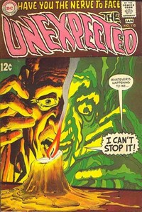 The Unexpected (DC, 1968 series) #110 (December 1968-January 1969)