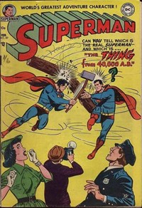Superman (DC, 1939 series) #87 (February 1954)