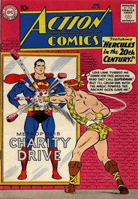 Action Comics (DC, 1938 series) #267 — Untitled