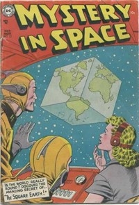Mystery in Space (DC, 1951 series) #22 (October-November 1954)