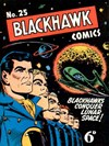 Blackhawk Comic (Youngs, 1948 series) #25 ([December 1950?])
