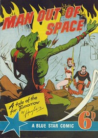 Man Out of Space (KG Murray, 1947?)