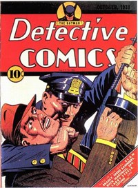 Detective Comics (DC, 1937 series) #32 (October 1939)