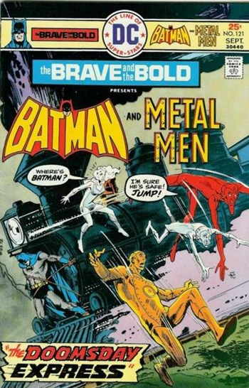 The Brave and the Bold (DC, 1955 series) #121 (September 1975)