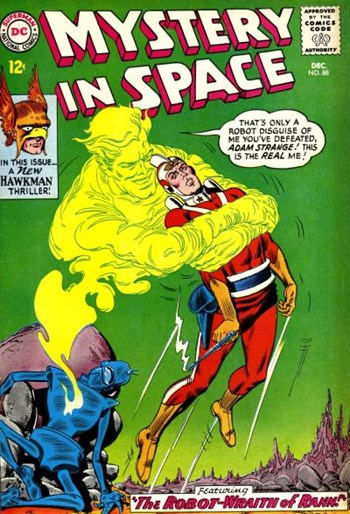 Mystery in Space (DC, 1951 series) #88 (December 1963)