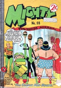 Mighty Comic (Colour Comics, 1960 series) #28 ([March 1962?])