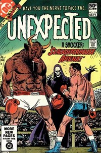 The Unexpected (DC, 1968 series) #214 — Untitled (Cover)