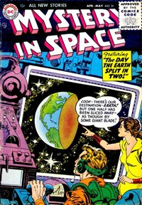 Mystery in Space (DC, 1951 series) #31 (April-May 1956)