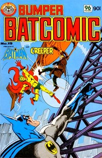 Bumper Batcomic (Murray, 1978 series) #19