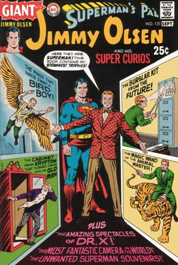 Superman's Pal, Jimmy Olsen (DC, 1954 series) #131 (September 1970)
