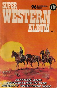 Super Western Album (KG Murray, 1975 series) #7 — No title recorded
