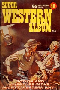 Super Western Album (KG Murray, 1975 series) #6 — No title recorded