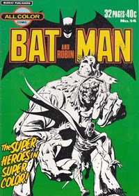 Batman and Robin (Murray, 1978 series) #14