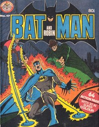 Batman and Robin (Murray, 1978 series) #17 — No title recorded
