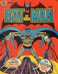 Batman and Robin (Murray, 1978 series) #18 ([October 1980])