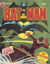 Batman and Robin (Murray, 1978 series) #19 — No title recorded