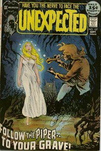 The Unexpected (DC, 1968 series) #127 (September 1971)