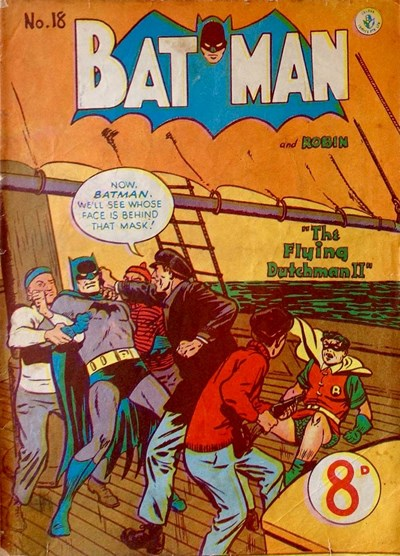 Batman (Colour Comics, 1950 series) #18 ([November 1951])