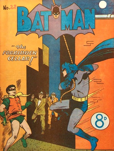 Batman (Colour Comics, 1950 series) #22 ([March 1952])
