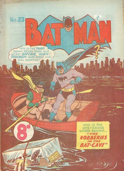 Batman (Colour Comics, 1950 series) #23 ([April 1952])