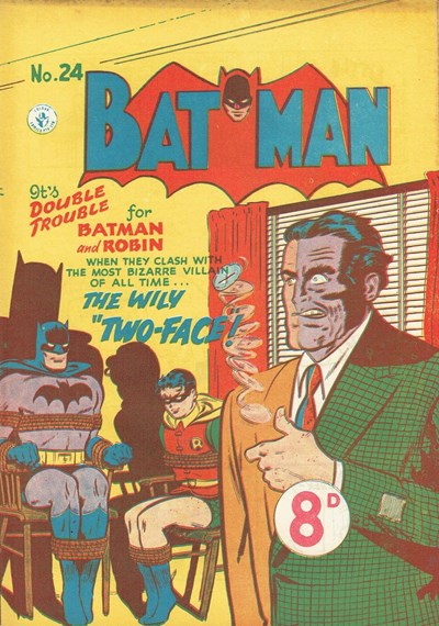 Batman (Colour Comics, 1950 series) #24 ([May 1952])