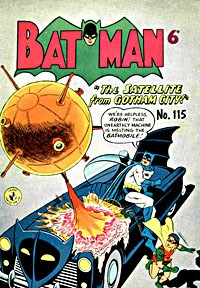 Batman (Colour Comics, 1950 series) #115 — No title recorded