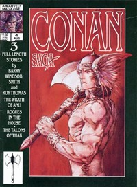 Conan Saga (Marvel, 1987 series) #4 — No title recorded