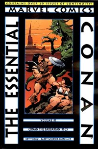 Essential Conan (Marvel, 2000 series) #1 — Untitled