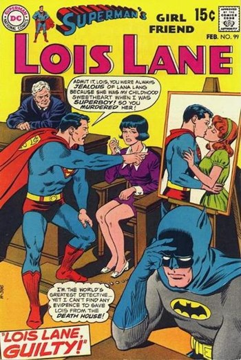 Lois Lane, Guilty!