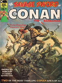 The Savage Sword of Conan (Marvel, 1974 series) #1 — Untitled