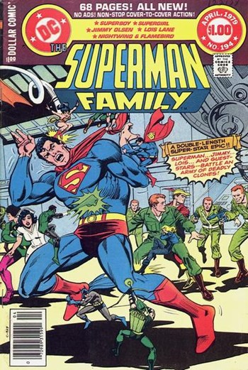 The Superman Family (DC, 1974 series) #194 (March-April 1979)