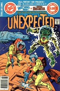The Unexpected (DC, 1968 series) #191 — Untitled