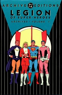 The Legion of Super-Heroes Archives (DC, 1991 series) #1 — Untitled