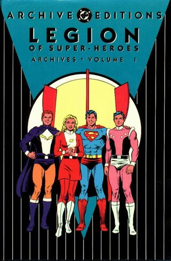 The Legion of Super-Heroes Archives