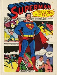 Superman From the Thirties to the Seventies (Crown, 1971 series)  — Untitled