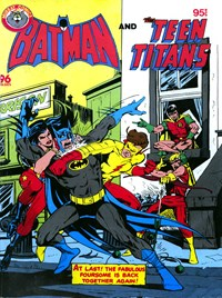 Batman and the Teen Titans (Murray, 1981?)  — Untitled