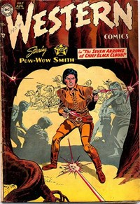 Western Comics (DC, 1948 series) #46 (July-August 1954)
