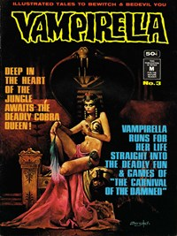 Vampirella (KG Murray, 1974 series) #3 — The Carnival of the Damned