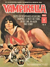 Vampirella (KG Murray, 1974 series) #40
