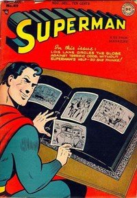 Superman (DC, 1939 series) #49 (November-December 1947)