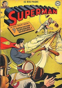 Superman (DC, 1939 series) #66 (September-October 1950)