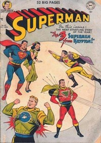 Superman (DC, 1939 series) #65 (July-August 1950)