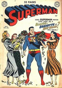Superman (DC, 1939 series) #61 (November-December 1949)
