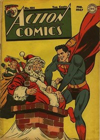 Action Comics (DC, 1938 series) #105 (February 1947)