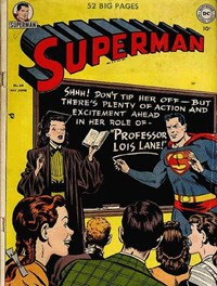 Superman (DC, 1939 series) #64 (May-June 1950)